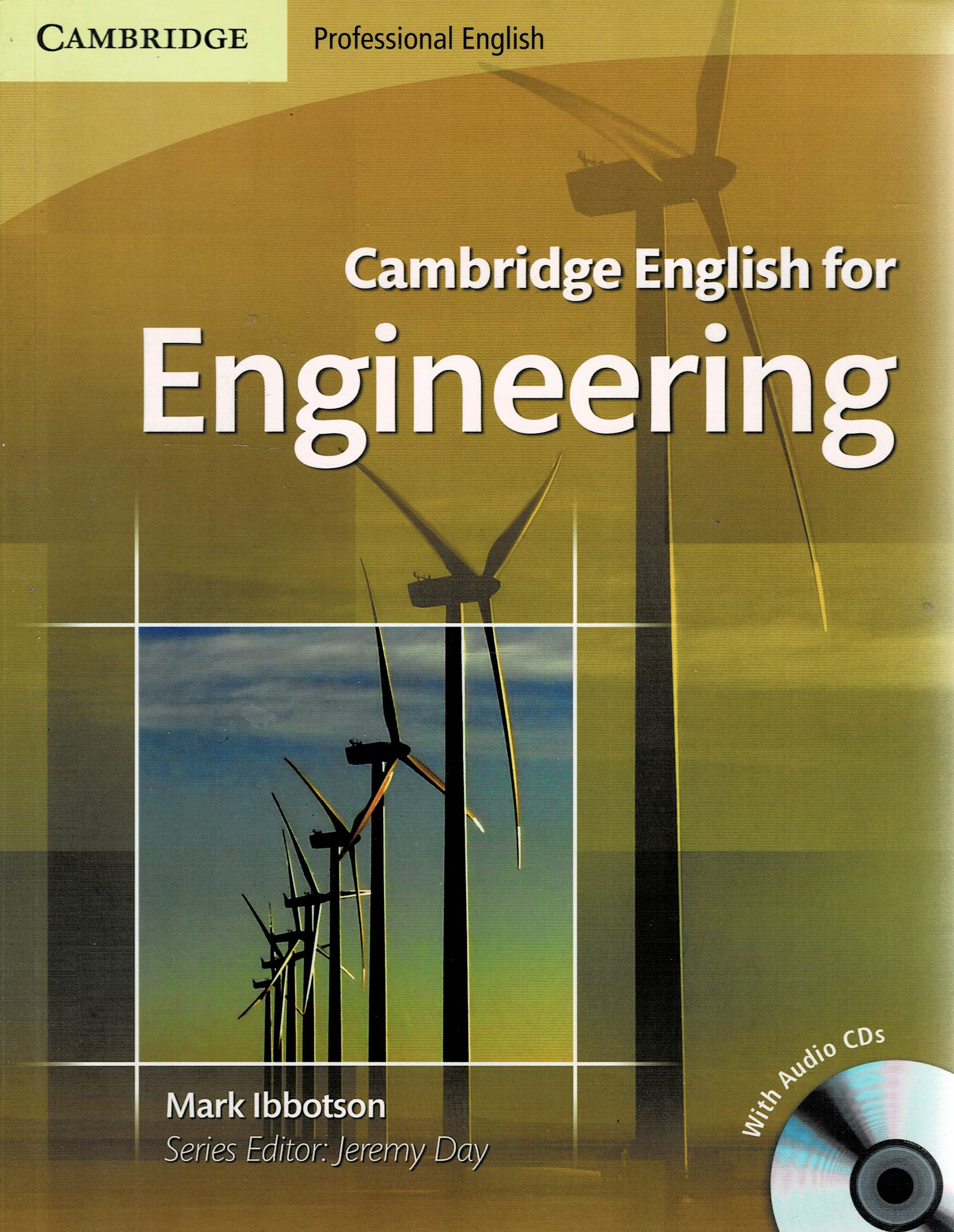 Ibbotson, Mark: Cambridge English for Engineering